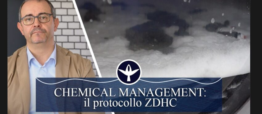 Chemical Management: il protocollo ZDHC - Feel Blue