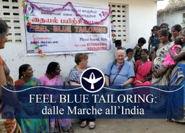 Feel Blue Tailoring: dalle Marche all'India